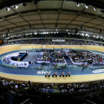 Olympic Velodrome London