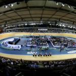 Olympic Velodrome London