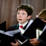 In the choir