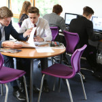 6th form study room