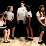 Drama at St Clement Dane's