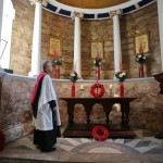 Chaplain reflects ahead of Rembrance Sunday