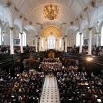 St Clement Dane's School 150 anniversary service