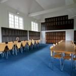 Refurbished cricket pavilion at Mill Hill School